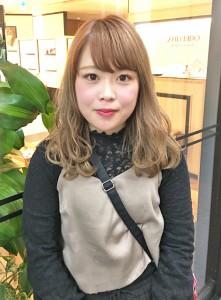 天神店 平嶋さん2017